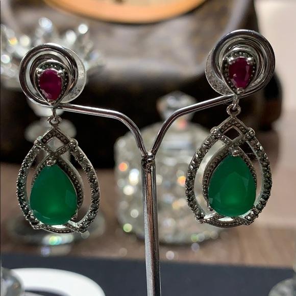 Gorgeous Jade earrings